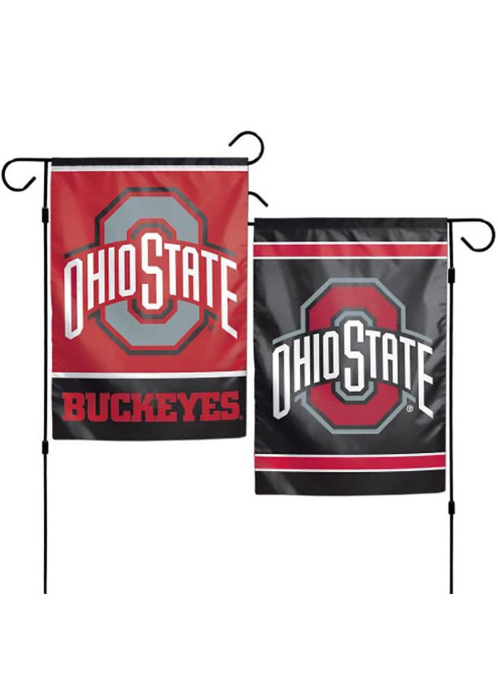 Wincraft Ohio State Buckeyes 12.5x18 2-Sided Garden Flag