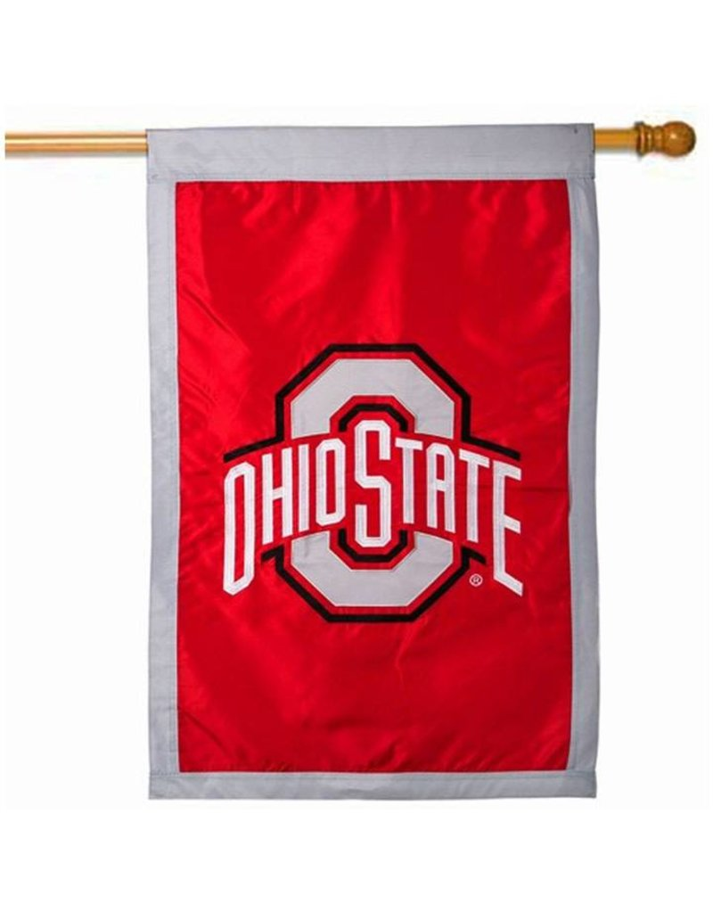 Ohio State Buckeyes 28x44 Two Sided Flag Everything Buckeyes
