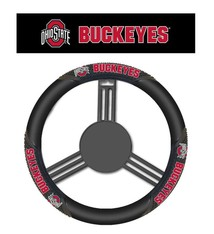 Ohio State University Massage Steering Wheel Cover
