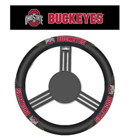 Ohio State University Massage Steering Wheel Cover