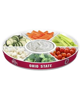 Ohio State Buckeyes Party Platter