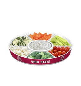 Ohio State Buckeyes Party Platter