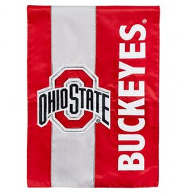 "Ohio State  Buckeyes 12.5""x18"" Garden Flag"