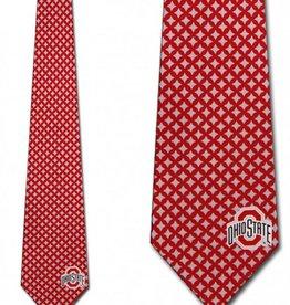 Ohio State Buckeyes Diamante Necktie