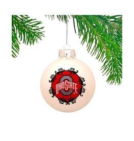 Ohio State Buckeyes 3 1/4'' Large Ornament