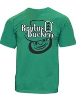 Top of the World Ohio State University Brutus O'Buckeye Shirt