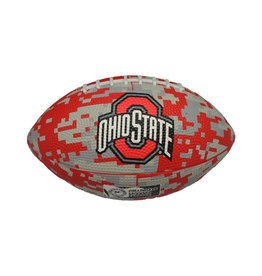 Ohio State University Mini Camo Football