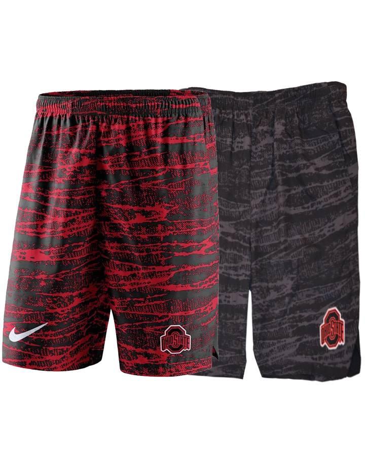 Nike Ohio State Buckeyes Nike Shield Performance Shorts