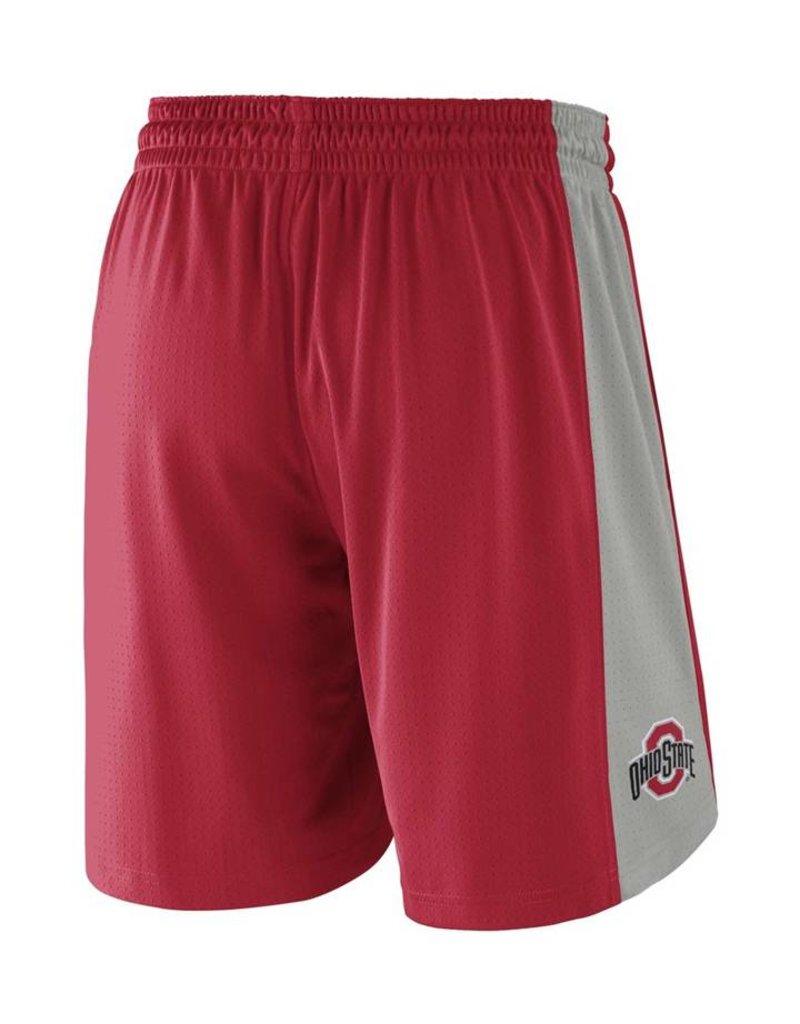 Nike Ohio State Buckeyes Practice Performance Shorts