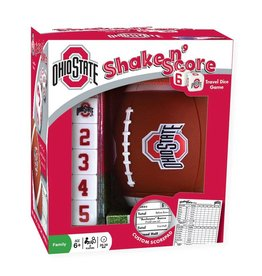 Ohio State University Shake N' Score Travel Game