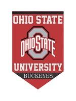"Wincraft Ohio State Buckeyes Roll Up 17""x26"" Banner"