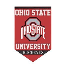 "Wincraft Ohio State Buckeyes Roll Up 17""x26"" Banner"