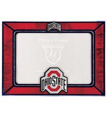 Ohio State Buckeyes Horizontal Art Glass Picture Frame
