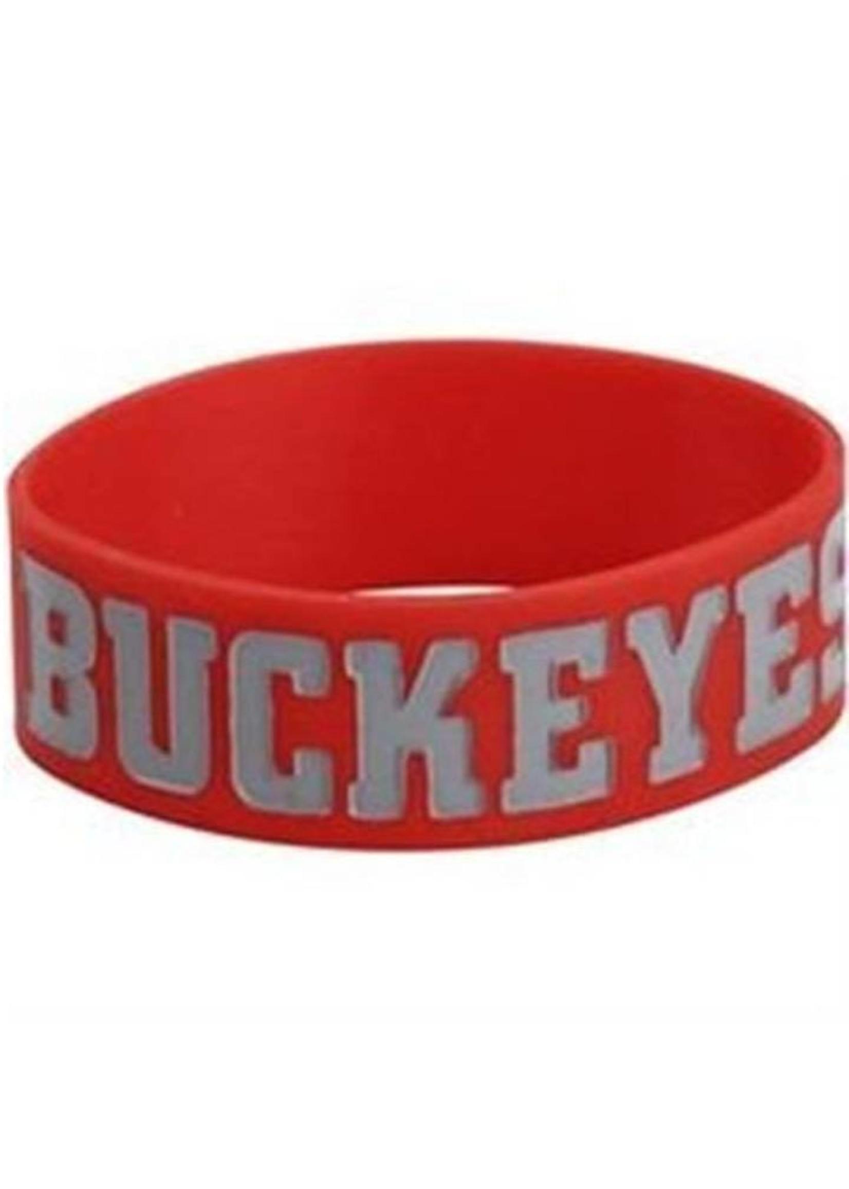 Forever Collectibles Ohio State Buckeyes Big Logo Extra-Large Bulk Bandz