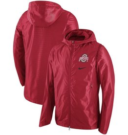 Nike Ohio State Buckeyes Nike  Hyper Elite On-Court Basketball Jacket