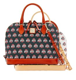Dooney & Bourke Dooney & Bourke Ohio State University Zip Zip Satchel