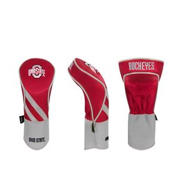 Ohio State Buckeyes Single Fairway Golf Headcover