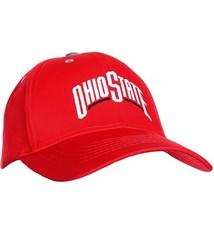 Ohio State Buckeyes MVP Adjustable Hat