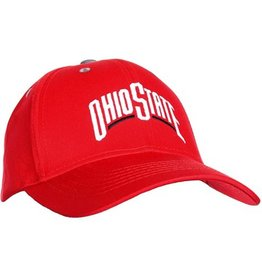 Ohio State Buckeyes MVP Adjustable Hat