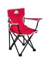 Ohio State Buckeyes Folding Youth Chair