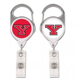 Wincraft YSU 2-sided Badge Reel