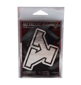 Wincraft 3x5 YSU Silver Metallic Magnet