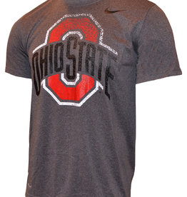 Ohio State Buckeyes Legend Fade Performance T-Shirt