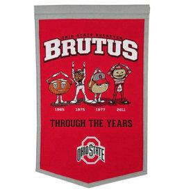 winning streak OHIO STATE BRUTUS BANNER