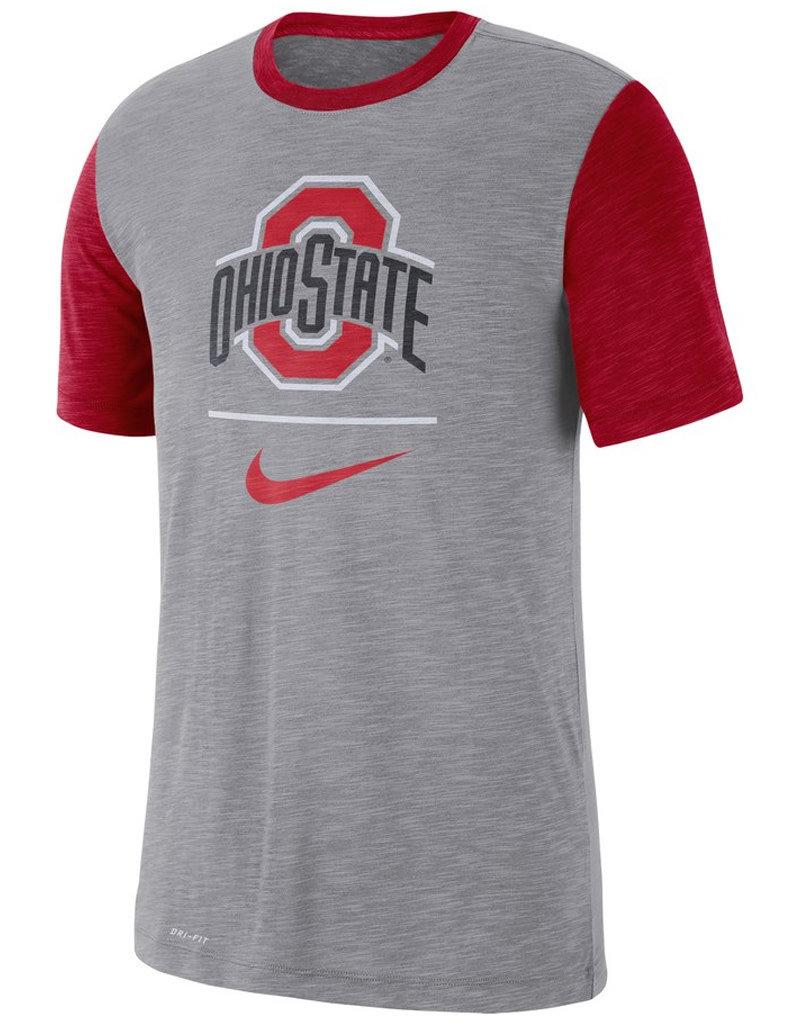 Nike Ohio State Buckeyes Nike Performance Cotton T-Shirt