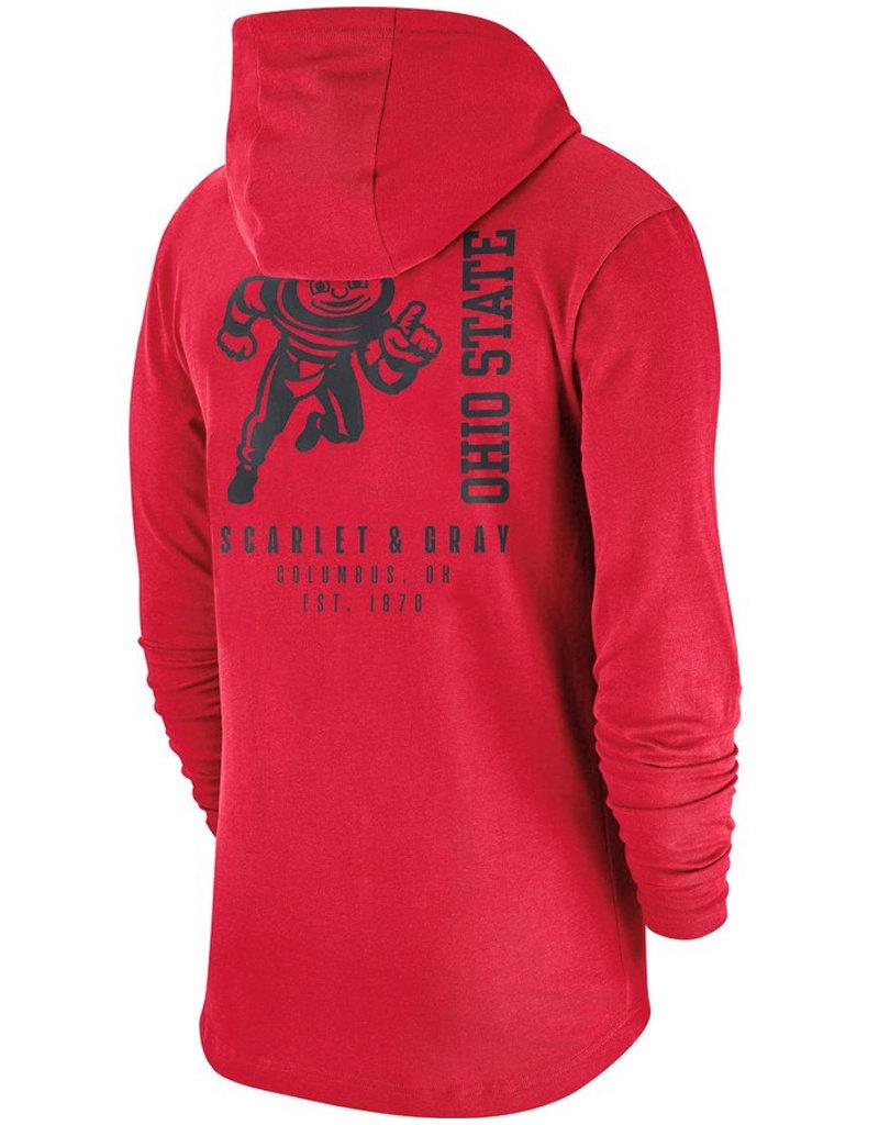Ohio State Buckeyes Nike Vault SJY Club Hoodie