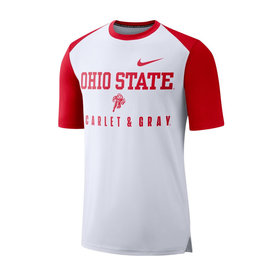 Ohio State Buckeyes Nike College Breathe Shirt