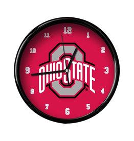 Ohio State Buckeyes Athletic O Wall Clock