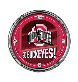 Ohio State Buckeyes Go Team Clock