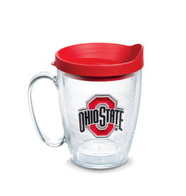Tervis Ohio State Buckeyes 16oz Embroidered Tervis Mug