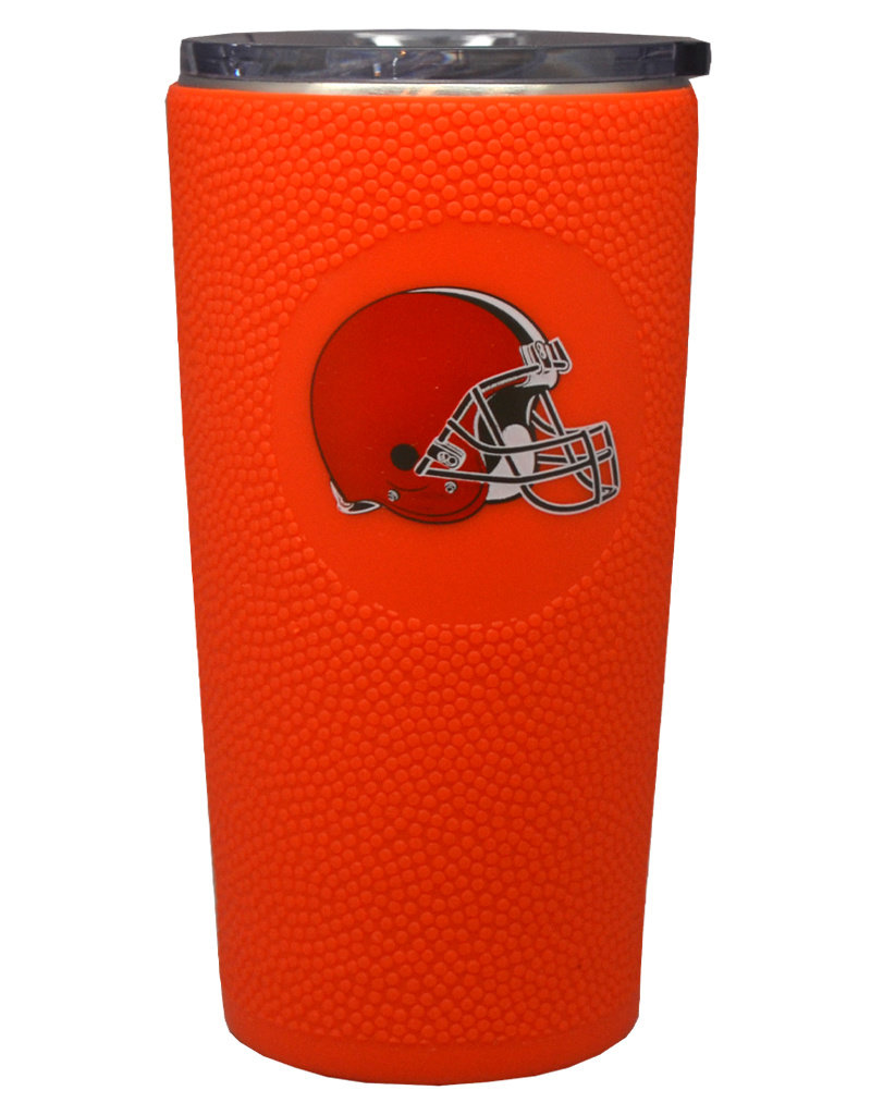 Cleveland Browns 20oz Football Tumbler