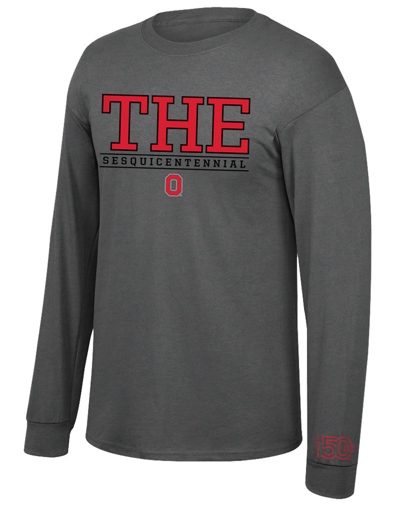 Top of the World Ohio State Buckeyes Sesquicentennial L/S Tee