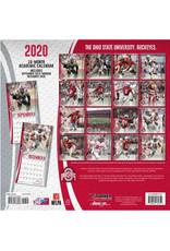 TEAM CALENDAR Ohio State Buckeyes 16 - Month Wall Calendar