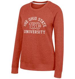 Top of the World Ohio State Buckeyes 150th Women's Fleece Sweatshirt
