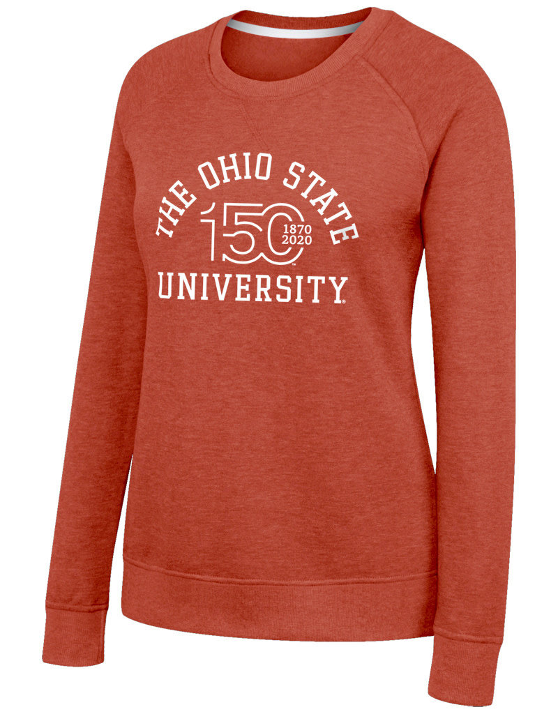 Top of the World Ohio State Buckeyes 150th Women's Fleece Sweatshirt