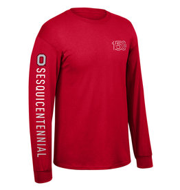 Ohio State Buckeyes 150th Anniversary Long Sleeve Tee