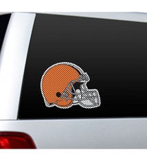 Cleveland Browns Die Cut Window Film Decal