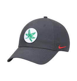 Nike Ohio State Buckeyes Alternate Logo Heritage 86 Performance Adjustable Hat