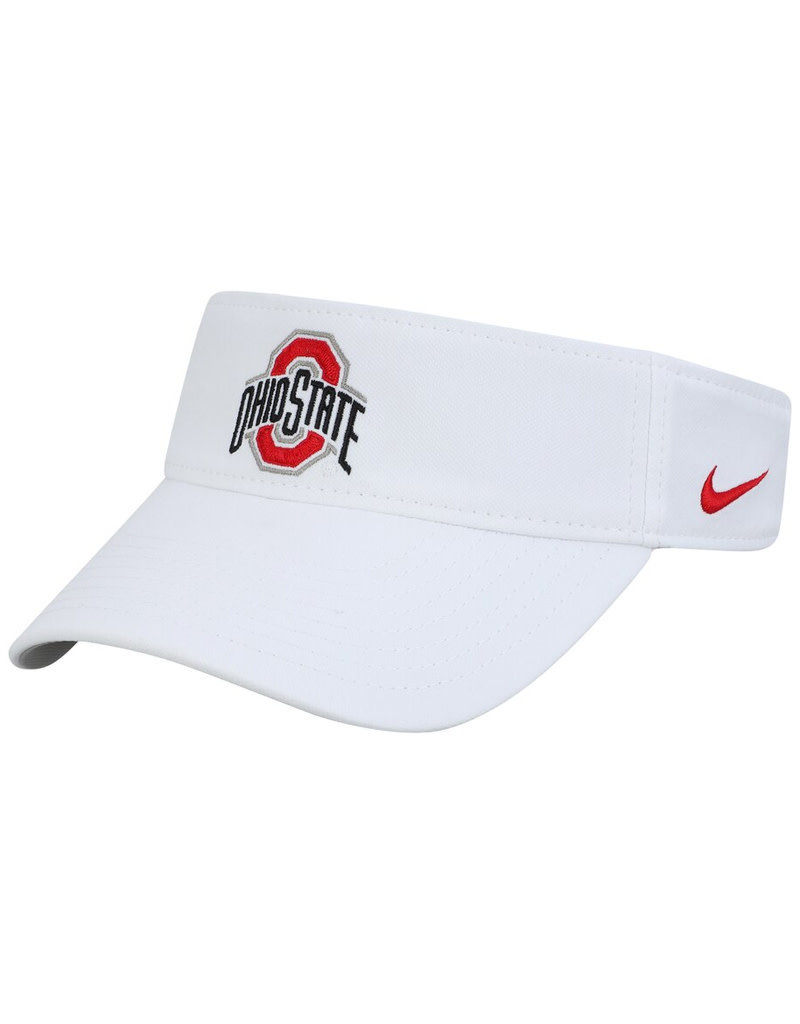 Nike Ohio State Buckeyes Nike Performance Team Visor