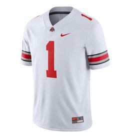 Nike Ohio State Buckeyes # 1 Nike Game Jersey