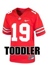 Nike Ohio State Buckeyes Toddler #19 Nike Replica Football Jersey