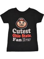 Ohio State Buckeyes Cutest Fan Ever Shirt