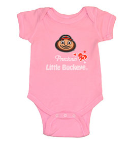 Ohio State Buckeyes Infant Precious Little Creeper