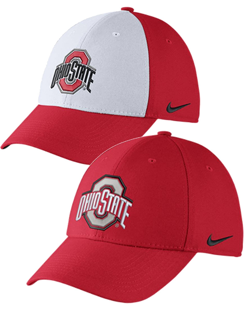 Nike Ohio State University DriFIT Wool Swoosh Flex