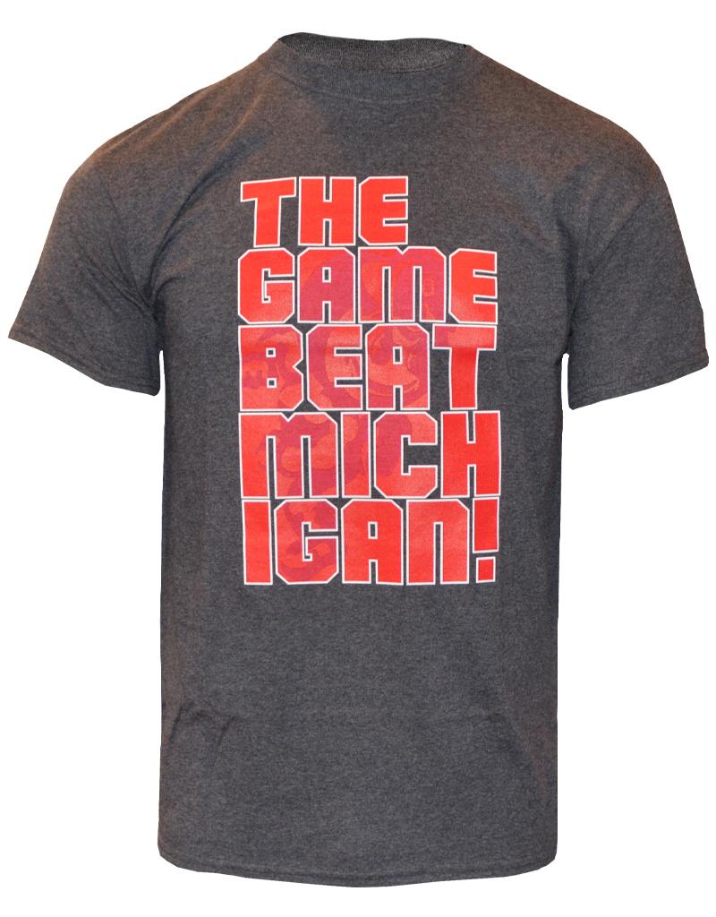 Ohio State University The Game Beat Michigan Tee