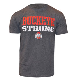"Top of the World Ohio State ""Buckeye Strong"" Tee"